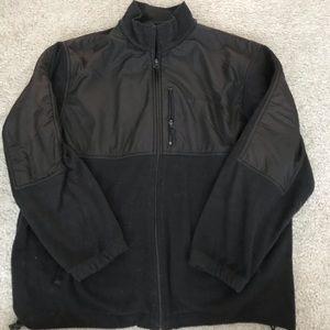 Chaps fleece jacket